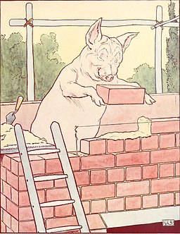 """How the """"Three Little Pigs"""" relates to your investments"""